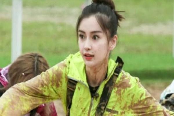 《摩天大楼》定档,杨颖将特别出演,眼神很有戏?