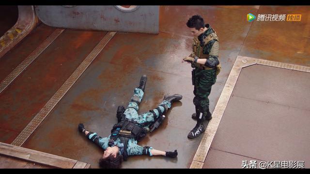 网剧《穿越火线》:预知未来真的好吗?肖枫因此放弃安蓝