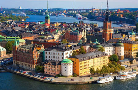 自然志:斯德哥尔摩—北方的威尼斯城