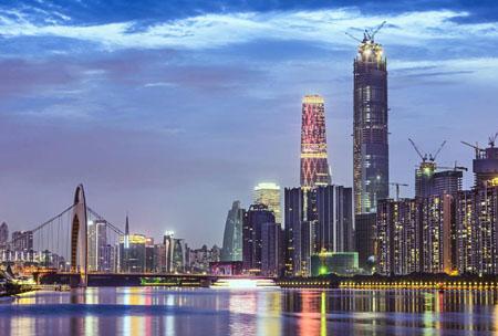 自然志:中国城市有哪些外号