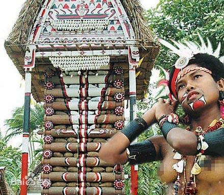 自然志:卡图马族:一个女人可以强暴男人的民族