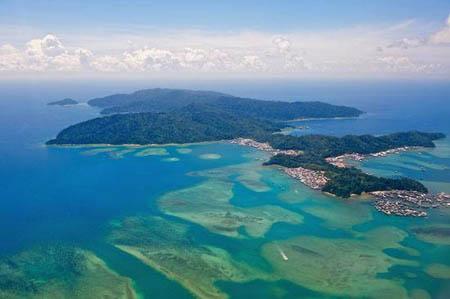 自然志:世界上唯一一个隶属于三个国家的岛屿