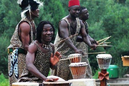 自然志:坦桑尼亚的奇异风俗