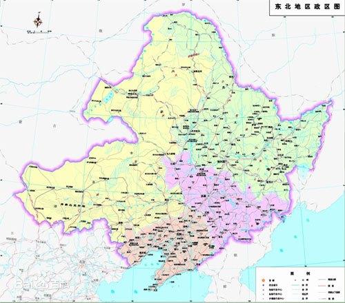 自然志:东北不只是东三省 还包括内蒙古东四盟