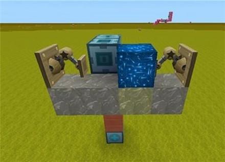 迷你世界创造版电梯制作方法介绍