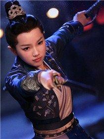 杨九鲤(金雅娜饰)