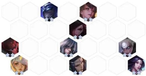 云顶之弈10.20版本拼多多4玉剑男刀阵容分享