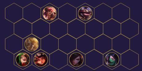 云顶之弈10.20福星阵容怎么玩 云顶之弈10.20最强福星阵容
