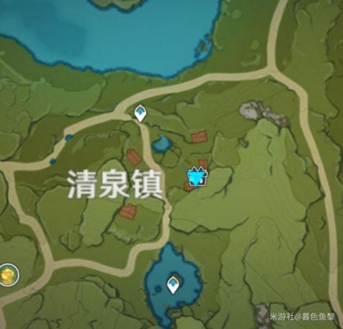 原神10月27日百货奇货NPC位置介绍