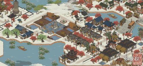 《江南百景图》苏州府最新布局分享