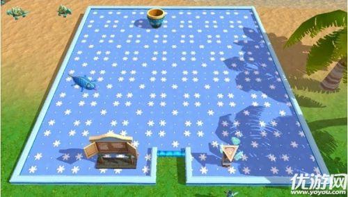 创造与魔法冰雪时光建材获取方法