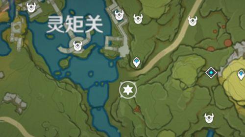 原神1.1版本大伟丘位置一览 原神全大伟哥丘丘人位置一览