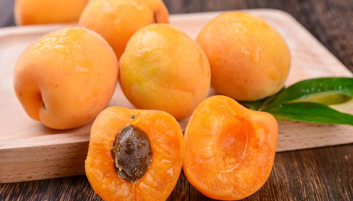 白杏的保存方法