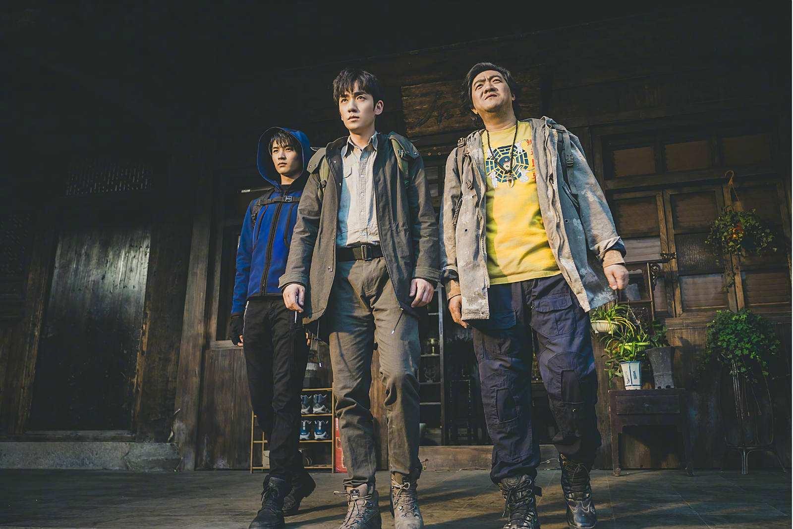 《重启》第二季揭秘:杨迪饰演新角色,吴邪病愈,焦老板深藏不漏