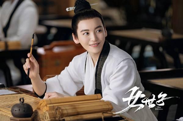 《女世子》开播,尤靖茹扮相大获好评,与鞠婧祎对比鲜明