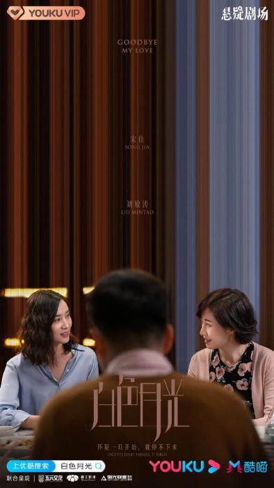《白色月光》讲述中年婚姻问题 宋佳、刘敏涛飙戏