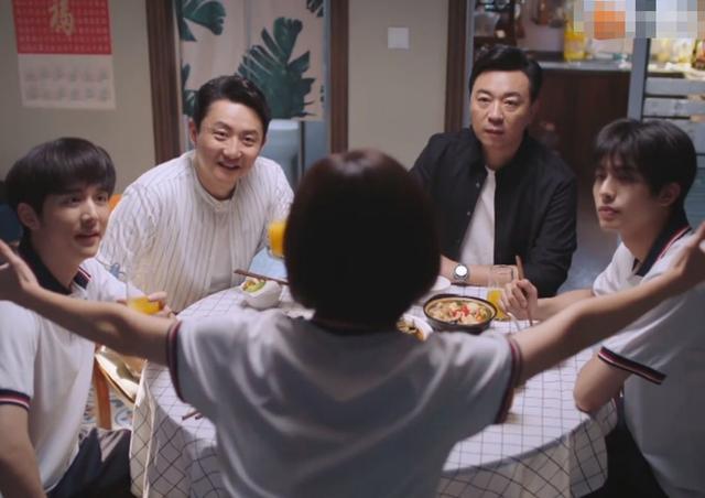 《以家人之名》在播,谭松韵却跟钟汉良演新剧!看完路透我爱了
